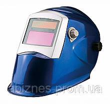Маска сварщика Apache Rapid Crystals синяя