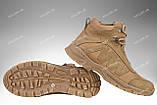 Военные полуботинки / демисезонная тактическая обувь Comanche Gen.II (coyote), фото 2