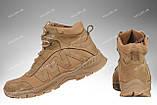 Военные полуботинки / демисезонная тактическая обувь Comanche Gen.II (coyote), фото 3