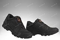 Тактичні кросівки / демісезонна військова взуття HX LOW (black), фото 1