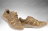 Кросівки тактичні демісезонні / армійська, військова взуття APACHE (coyote), фото 1