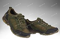 Кросівки тактичні / демісезонна військова спец взуття VENDETA (olive), фото 1