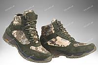 Военные демисезонные ботинки / тактическая, армейская спец обувь CYCLON MM14 (olive), фото 1