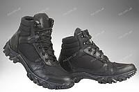 Військові демісезонні черевики / тактична, армійська спец взуття CYCLON V2 (black), фото 1