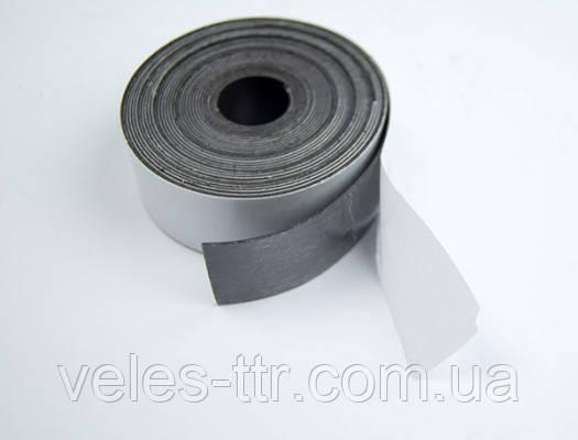 Магнитная лента виниловая 25х1,5х100 мм  (10см)