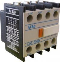 Дополнительный контакт ДК-04 (LA1-DN04) Дополнительный контакт ДК-04 (LA1-DN04)