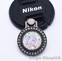 Кольцо держатель металлическое попсокет popsocket для телефона смартфона. Подставка для смартфона NW23B