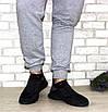 Кроссовки мужские черные (размеры 40, 41, 42, 43), фото 7