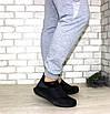 Кроссовки мужские черные (размеры 40, 41, 42, 43), фото 9