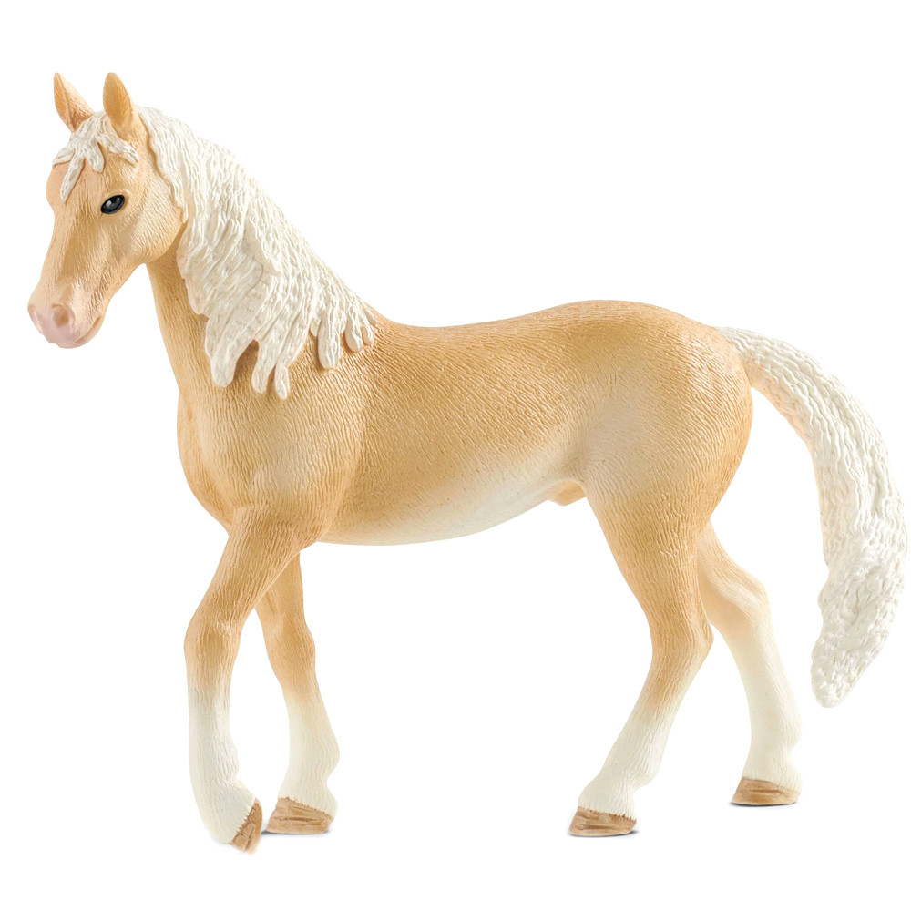 Фигурка Schleich Ахалтекинский жеребец Horse Club Akhal-Teke Stallion  (13911)