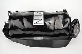 Сумка цилиндр Batty 97471 Черный лак