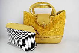Сумка в сумке Batty 43603 большая Желтый