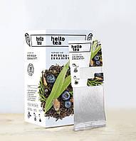 Чёрный чай Можжевельник Эвкалипт 20 пакетиков