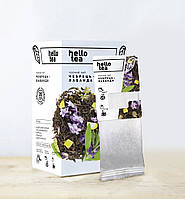 Чёрный чай Тимьян Лаванда 20 пакетиков