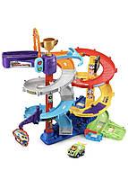 "Трек Башня ""Штопор"" 2в1 VTech Go! Go! Smart Wheels Ultimate Corkscrew Tower"