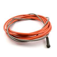 Спираль подающая красная d-2,0/5,5/L-540мм для проволоки d-1,0-1,2мм