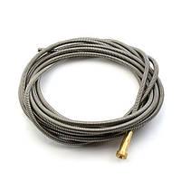 Спираль подающая без изоляции d-3,5/7,0/L-540мм для проволоки d-2,4мм