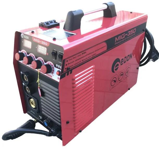 Зварювальний напівавтомат Edon MIG-350
