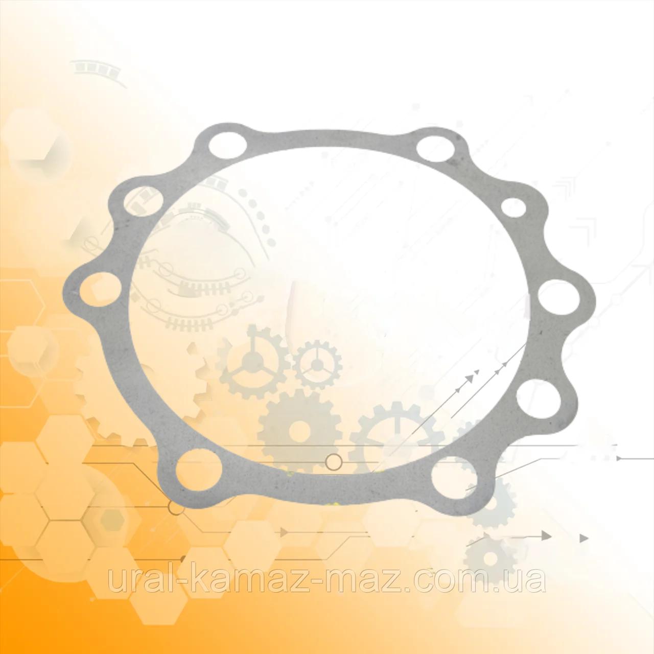 Прокладка стакан подшипников редуктора 0,1мм 375-2402127