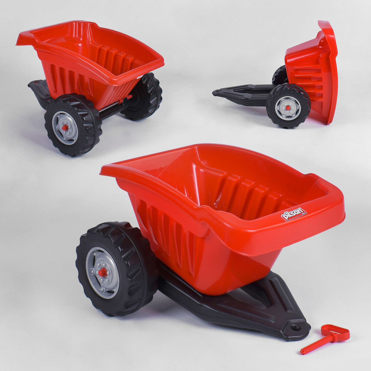 Прицеп к педальным тракторам Pilsan Trailer 07-317