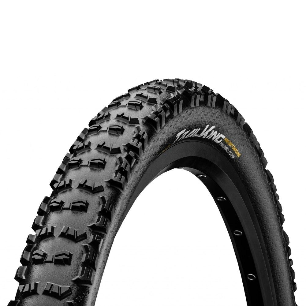 "Покришка для велосипеда Continental Trail King Performance ShieldWall Tubeless Ready 26x2.4"""