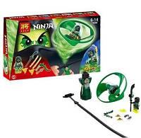 Увлекательный конструктор гироскоп NINJA 79068, 6 видов, картонная красочная упаковка