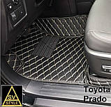 Килимки Mazda 6 Шкіряні 3D (GJ / 2012+) з текстильними килимками, фото 9