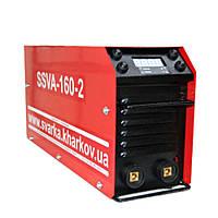 Зварювальне джерело інверторного типу SSVA-160Т (с осцилятором)