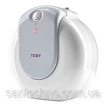 Водонагрівач накопичувальний кухонний Tesy Compact Line 15 л під мийкою, мокрий ТЕН 1,5 кВт (GCU1515L52RC)