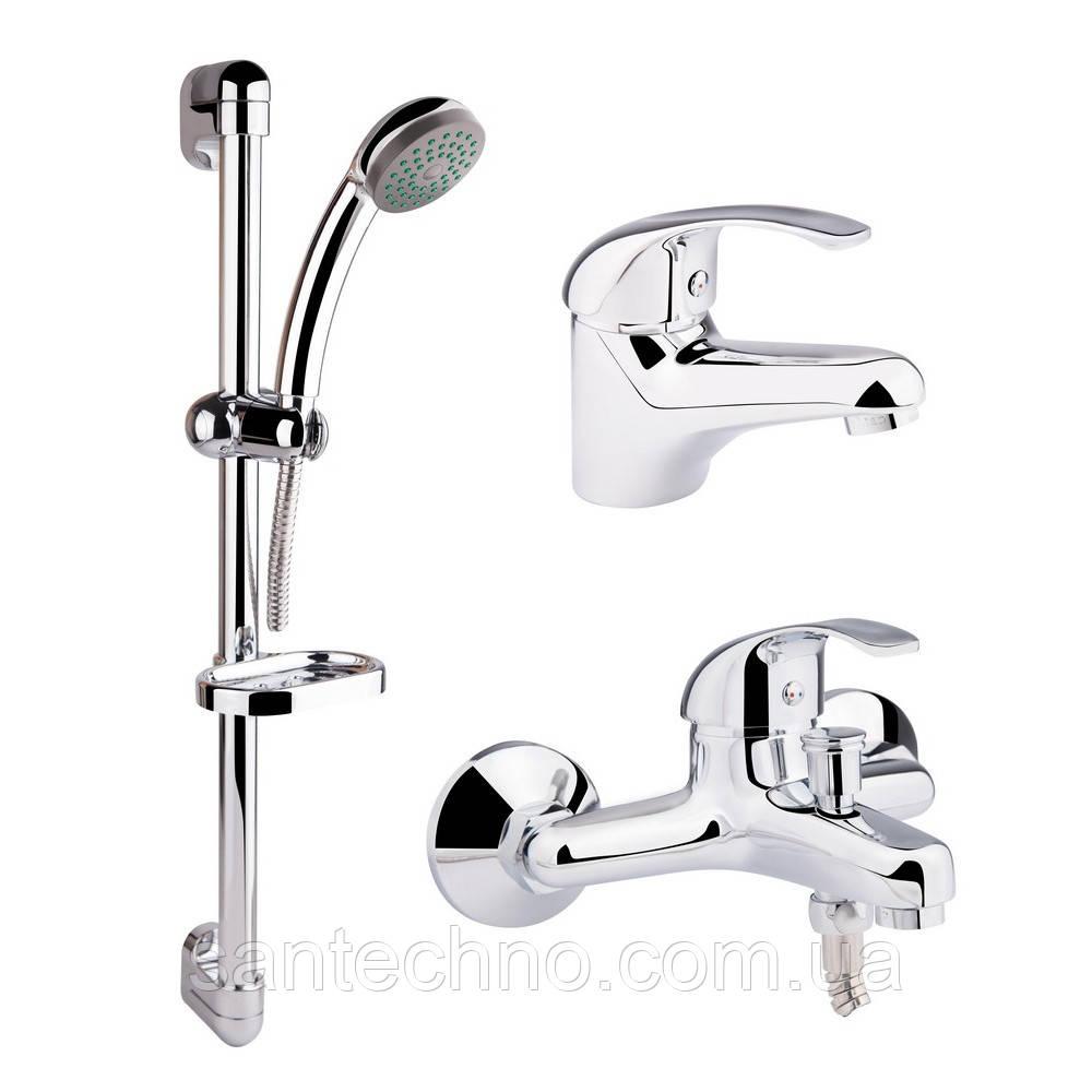 Набір змішувачів Q-tap Set CRM 40-111