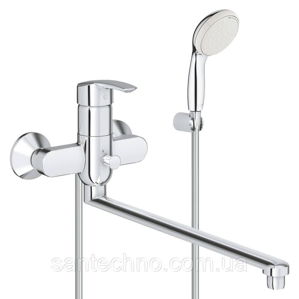 Смеситель для ванны со шлангом и лейкой Grohe Multiform 3270800A