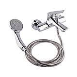Змішувач для ванни і душа Q-tap Elegance CRM 006, фото 3