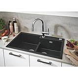 Змішувач для кухні з висувним виливом Grohe Minta 32321002, фото 6