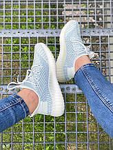 Adidas Yeezy Boost 350 Cloud White (белые)