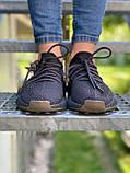 Adidas Yeezy Boost 350 Cinder (коричневые) (Reflect), фото 7