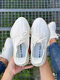 Adidas Yeezy Boost 350 Cream White (белые), фото 4