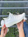 Adidas Yeezy Boost 350 Cream White (белые), фото 5