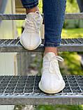 Adidas Yeezy Boost 350 Cream White (белые), фото 7