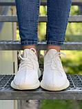 Adidas Yeezy Boost 350 Cream White (белые), фото 9