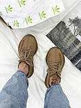Adidas Yeezy Boost 350 Earth (светло-коричневые), фото 9