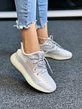 Adidas Yeezy Boost 350 Static (серые), фото 2