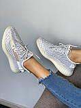 Adidas Yeezy Boost 350 Static (серые), фото 5