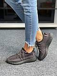 Adidas Yeezy Boost 350 Black (черные) (Full Ref), фото 4