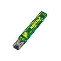 Электроды покрытые AS BRONZ d-4,0мм, L-350мм, пачка-2,5кг