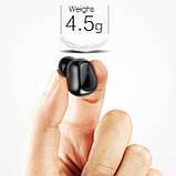 Бездротові навушники SYLLABLE D900P black Bluetooth навушники з блютузом, фото 3