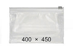 Пакети з замком слайдером - 150 × 200