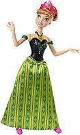 Кукла принцесса поющая Анна Холодное сердце Disney Frozen