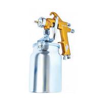 Фарборозпилювач HP BRONZE PROF 1.5 мм InterTool нижній металевий бачок 1000мл