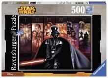 Пазл Звездные войны, Сага, 500 элементов,  146659
