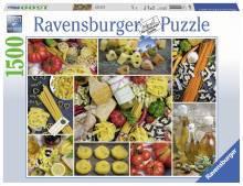 Пазлы Ravensburger Паста, 1500 элементов   163304